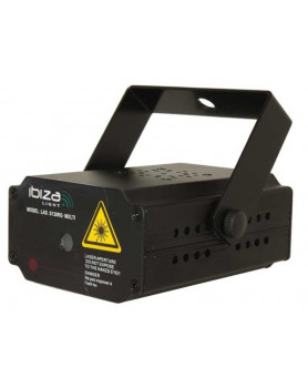Laser Ibiza Light LAS-S130RG-MULTI
