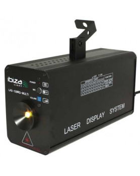 Laser Ibiza Light LAS150RG-MULTI