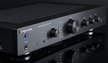 Stereo zosilňovač A50